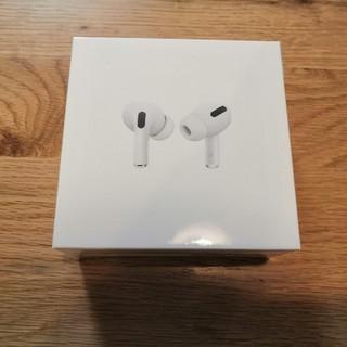 Apple - 【新品未開封】Airpods pro MWP22J/A 純正品 正規品