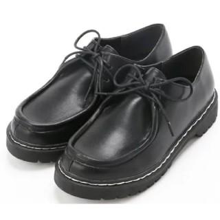 スタディオクリップ(STUDIO CLIP)のstudio CLIP ステッチタンクソールシューズ(ローファー/革靴)