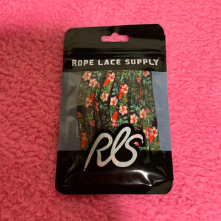 Rope Lace Supply  Shoe Laces  Floral(スニーカー)