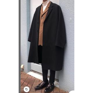 サンシー(SUNSEA)のLad musician big Chester coat(チェスターコート)