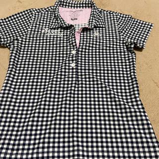 ルコックスポルティフ(le coq sportif)のLe coqギンガムチェック ポロシャツ(Tシャツ(半袖/袖なし))