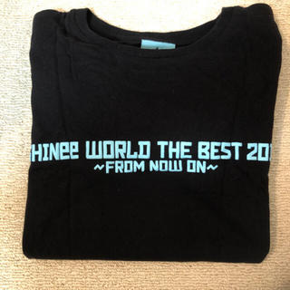 SHINee - SHINee Tシャツ SHINee WORLD THE BEST 2018