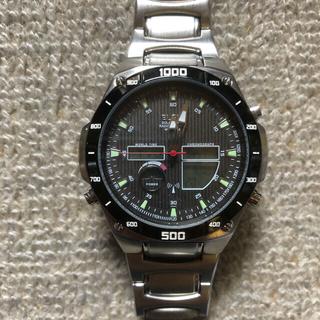 ELGIN - エルジン電波ソーラー腕時計