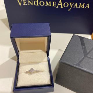 Vendome Aoyama - ヴァンドーム青山☆グレースリング☆ダイヤモンド