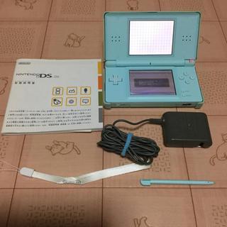 ニンテンドーDS - 任天堂DS Lite アイスブルー