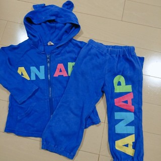 ANAP Kids - ANAP❤️セットアップ 80