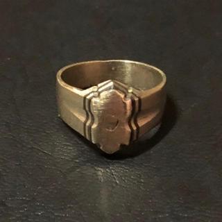 インディアン(Indian)のvintage トゥアレグ族 エボニーリング(リング(指輪))