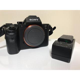SONY -  SONY α7II    と 充電器