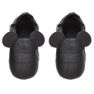 エイチアンドエム(H&M)のH&M Mickey mouse ベビー ルームシューズ(靴下/タイツ)