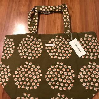 marimekko - マリメッコ  marimekko プケッティトートバッグ