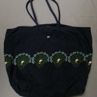 ミナペルホネン(mina perhonen)のミナペルホネンピーコックショルダーバッグ(トートバッグ)