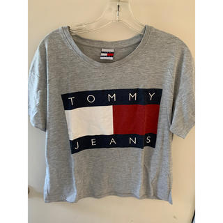TOMMY - 【完売品】TOMMY JEANS 人気ロゴTシャツ