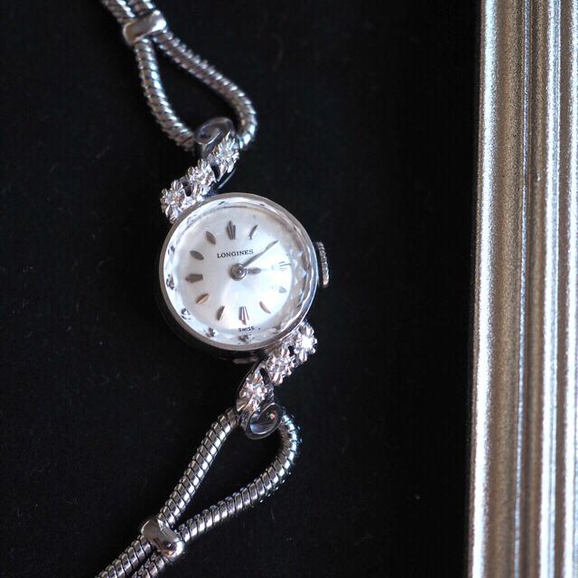 ロレックス スーパー コピー 時計 2ch | LONGINES - 超美品✨ロンジン ダイヤ6P K14 カクテルウォッチ✨オメガ ageteの通販