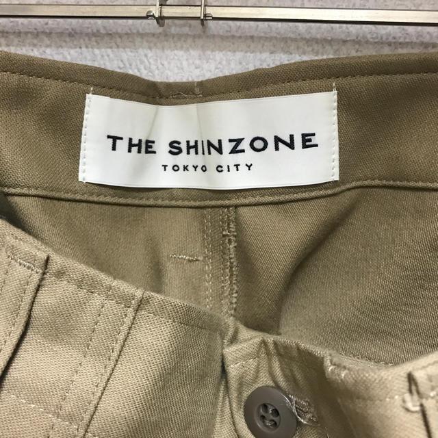 Shinzone(シンゾーン)のシンゾーン ベイカーパンツ  レディースのパンツ(チノパン)の商品写真