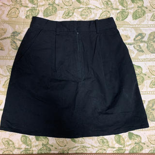 エモダ(EMODA)のスカート EMODA 黒 ミニ(ミニスカート)