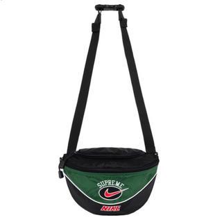 Supreme - Supreme NIKE Shoulder Bag Green 新品 正規品