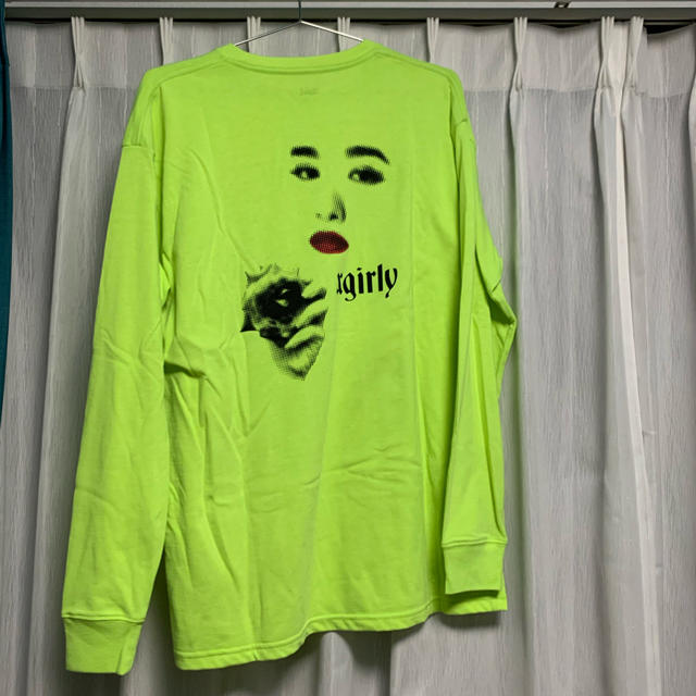 X-girl(エックスガール)のxgirly レディースのトップス(Tシャツ(長袖/七分))の商品写真