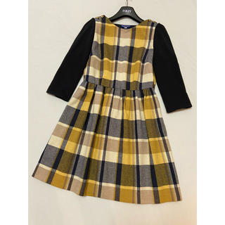 BURBERRY BLUE LABEL - BURBERRY BLUE LABELワンピ