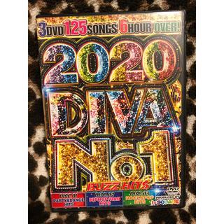 2020 DIVA No.1 BUZZ HITS!洋楽3枚組DVD