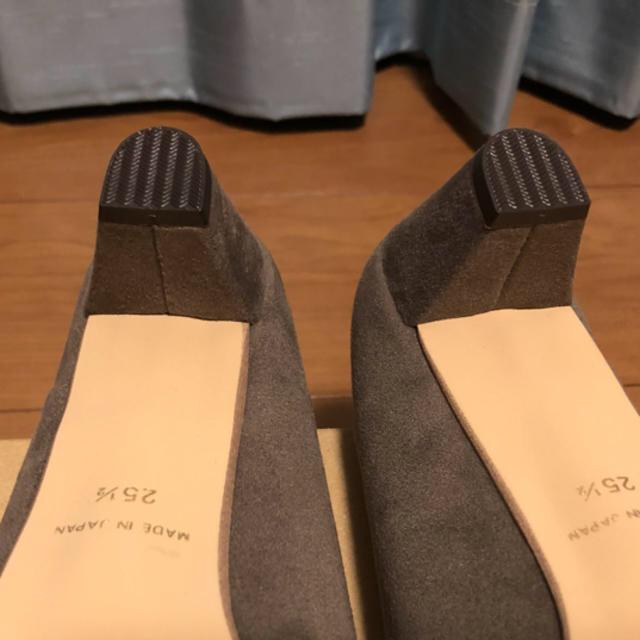 Le Talon(ルタロン)の☆2/25までの出品☆  Le talon【 新品】 5cm太ヒール パンプス レディースの靴/シューズ(ハイヒール/パンプス)の商品写真