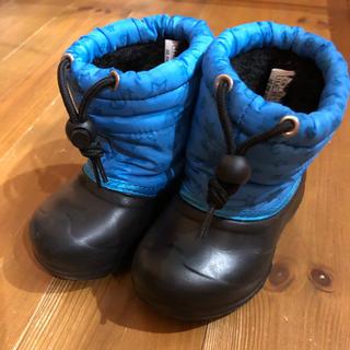 雪遊び ブーツ 15cm 美品