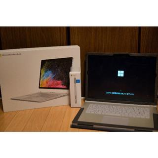 Microsoft - Surface Book 2 15インチ HNR-00031 ソフト付き