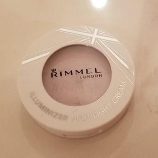 リンメル(RIMMEL)のリンメル☆イルミナイザー☆ハイライトクリーム☆003ラベンダー(フェイスカラー)
