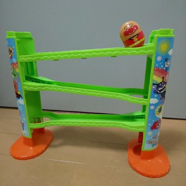 アンパンマン(アンパンマン)のアンパンマン それいけ!コロロンパーク ベーシックセット キッズ/ベビー/マタニティのおもちゃ(知育玩具)の商品写真