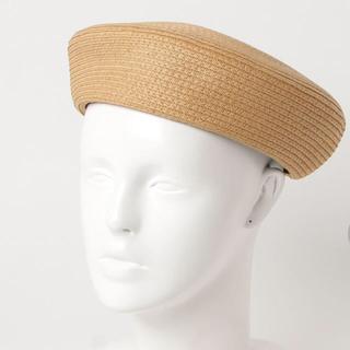 アズールバイマウジー(AZUL by moussy)のザツザイ風ベレー帽(ハンチング/ベレー帽)