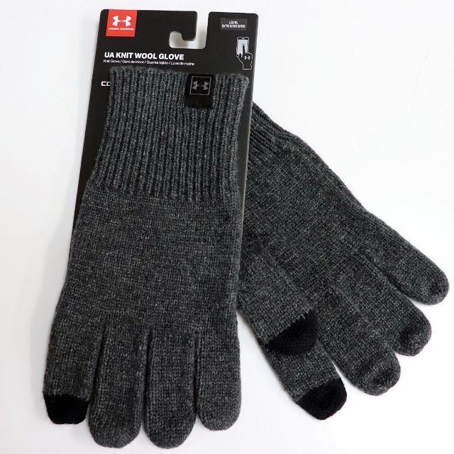 UNDER ARMOUR(アンダーアーマー)の(新品)大人気アンダーアーマー 手袋 メンズのファッション小物(手袋)の商品写真