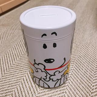 SNOOPY - 【美品】USJ スヌーピー缶