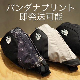 THE NORTH FACE - the north face granule バンダナプリント 新品未使用