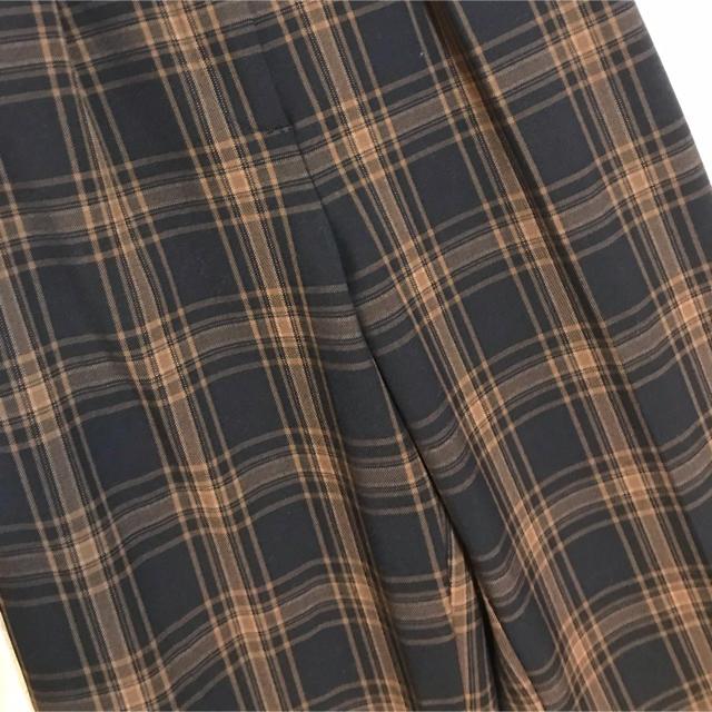 PLST(プラステ)のPLST ウォームリザーブワイドパンツ☆美品 レディースのパンツ(カジュアルパンツ)の商品写真
