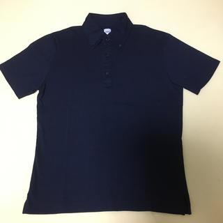 TAKEO KIKUCHI - TAKEO KIKUCHI ボタンダウンポロシャツ