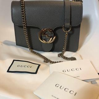 Gucci - GUCCI ショルダー ミニ 斜めがけ チェーン