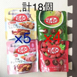 ネスレ(Nestle)のキットカット 18袋(菓子/デザート)