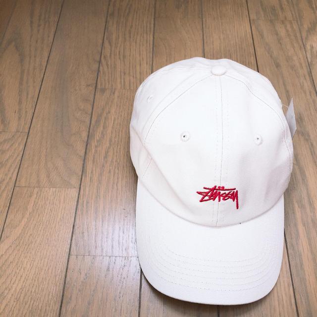 STUSSY(ステューシー)のSTUSSY*キャップ レディースの帽子(キャップ)の商品写真