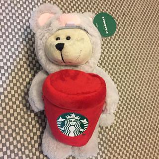Starbucks Coffee - <5%クーポン> 中国 スターバックス ニューイヤーベアリスタ 新年生肖鼠款子熊
