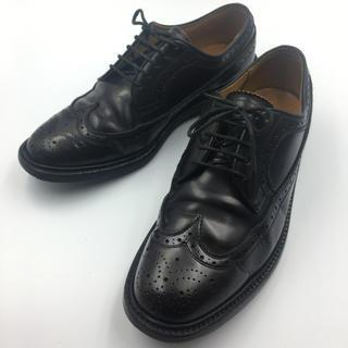 リーガル(REGAL)のリーガル ウイングチップ 25 BRW 革靴(ドレス/ビジネス)