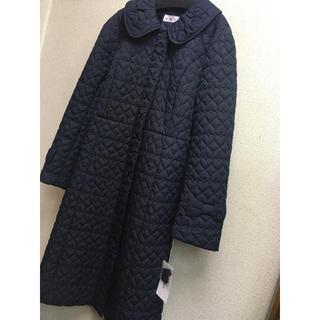 GALLERY VISCONTI - ハートキルティングが可愛い中綿コート♡ギャラリービスコンティ新品