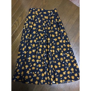 LOWRYS FARM - 花柄スカート