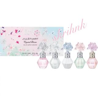 JILLSTUART - 限定♡ジルスチュアート♡クリスタルブルーム オードパルファン セレクション♡香水