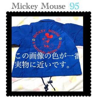 Disney - 新品★ Mickey Mouse ★アウター 上着 95