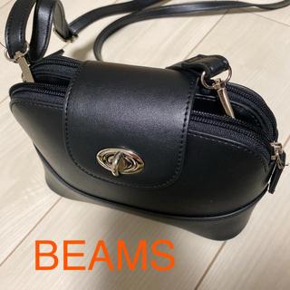 BEAMS - BEAMS お財布ショルダー