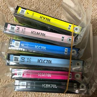エプソン 純正新品インクカートリッジ6色ICLC70L