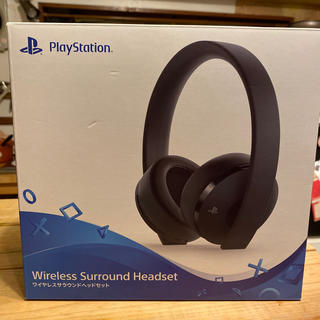 PlayStation4 - PS4 Sony Wireless Surround Headset