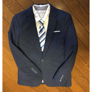 エイチアンドエム(H&M)の卒業式に!H&Mスーツ(140cm相当)他(ドレス/フォーマル)