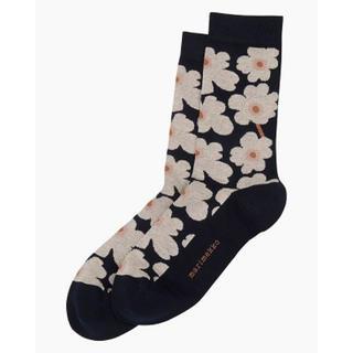 marimekko - マリメッコ  靴下 人気 ソックス  ウニッコ 新作 37-39
