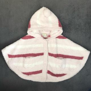 ジェラートピケ(gelato pique)のジェラートピケ ポンチョ ベビー服(ジャケット/コート)