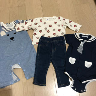 BeBe - 男の子 ベビー服 サイズ70